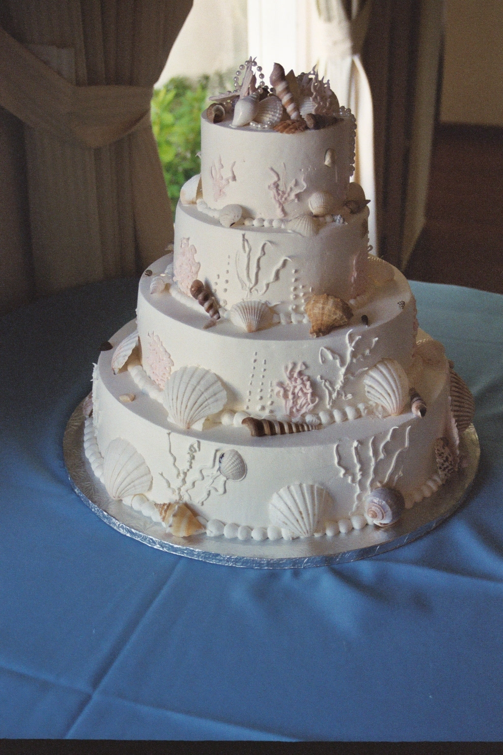 Wedding Cakes Coastal Weddings and Events